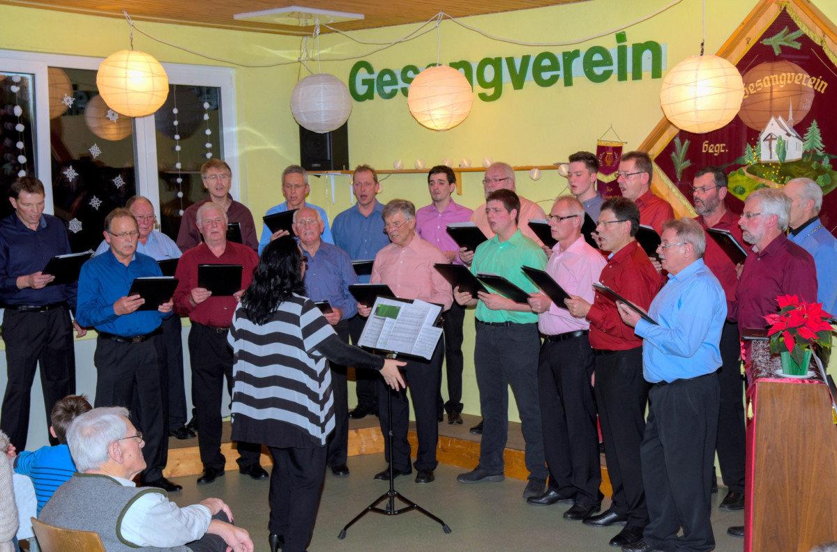 Gesangverein Pfaffenberg Zell im Wiesental