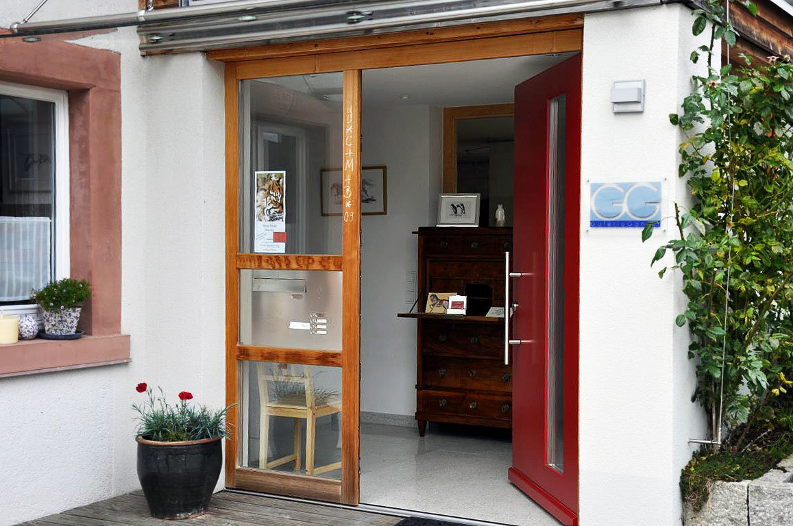 Galerie Ganter in Pfaffenberg