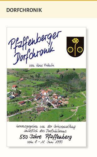 Pfaffenberg Dorfchronik