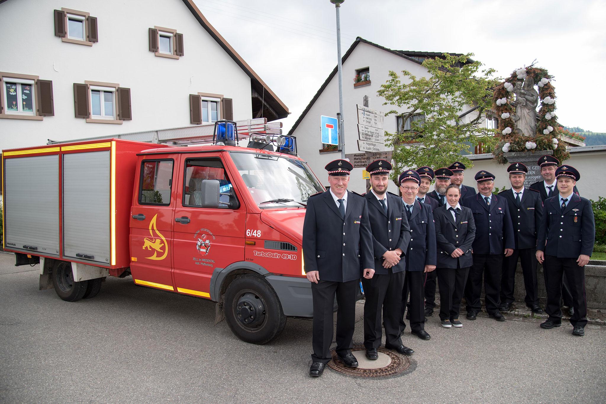 Freiwillige Feuerwehr Pfaffenberg